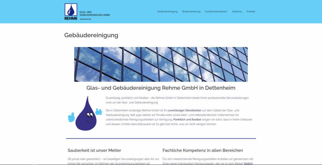 Gebäudereinigung Rehme in Dettenheim