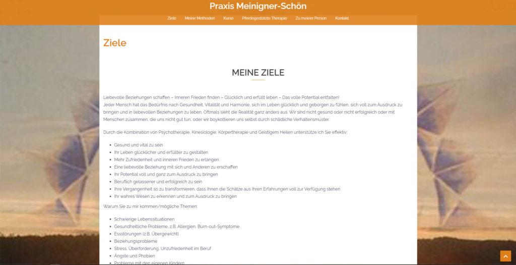 Praxis Meininger-Schön